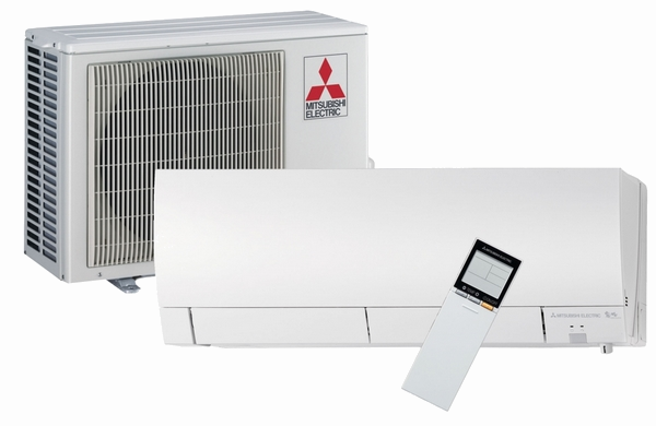кондиционер Mitsubishi Electric серия Deluxe Inverter